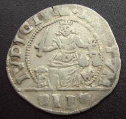Grossetta d'argento = 2 gazzette del valore di 4 soldi