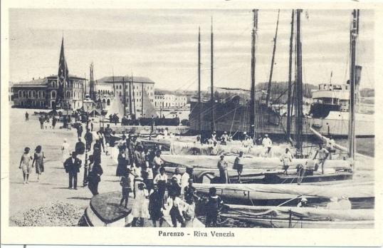 Parenzo 1925